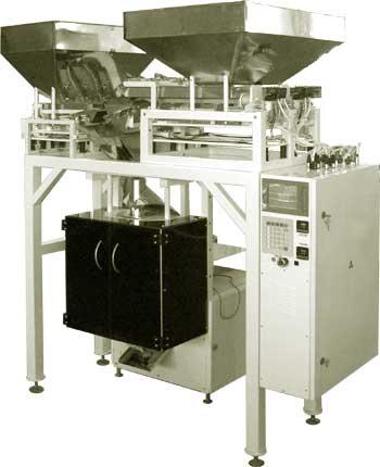 Фасовочно-упаковочный автомат У-03 серия 055 (исполнение 06МК) для фасовки многокомпонентных смесей