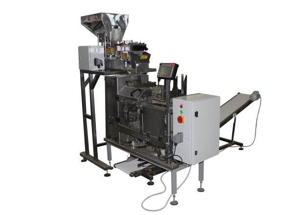 Автомат для фасовки в пакеты Дой-Пак ТК 069