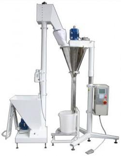 Дозатор Д-04 серия П для фасовки пылящих продуктов