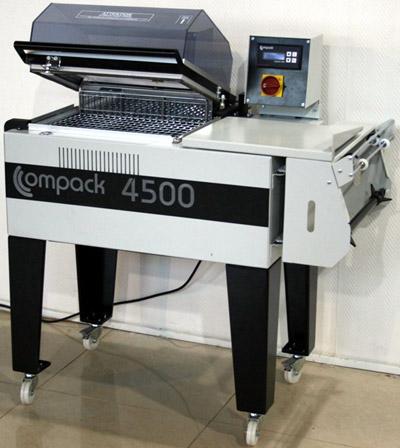 Термоусадочная упаковочная машина COMPACK 4500