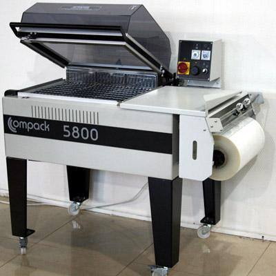 Термоусадочная упаковочная машина COMPACK 5800