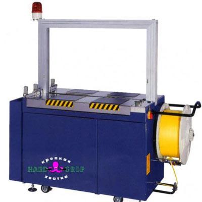 Стационарная автоматическая стреппинг машина HARD GRIP EXS 107b