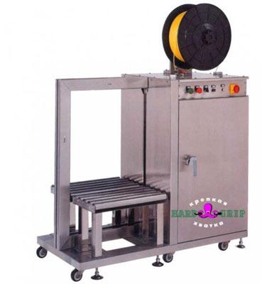 Стационарная автоматическая стреппинг машина EXS 107vs