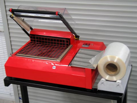 Термоусадочный упаковочный аппарат ТПЦ-200М