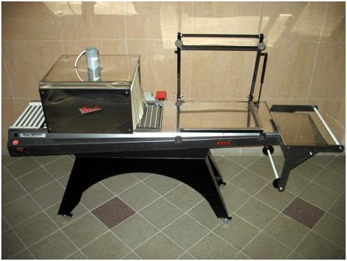 Термоусадочный упаковочный аппарат Прогресс-Стрела