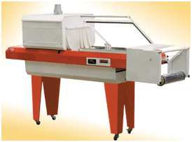 Термоусадочный упаковочный аппарат ТПЦ-370