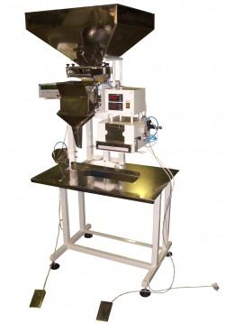 Полуавтомат У-01-141 для запайки пакетов Дой-Пак
