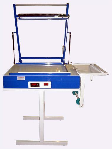 Термоусадочная упаковочная машина ТПЦ-370Н-М (нож)