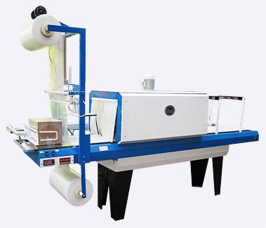 Термоусадочный упаковочный аппарат ТПЦ-АП 550П
