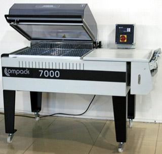Термоусадочная упаковочная машина COMPACK 7000