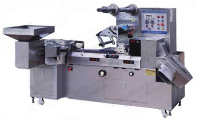 Горизонтальная упаковочная машина DXD-800A