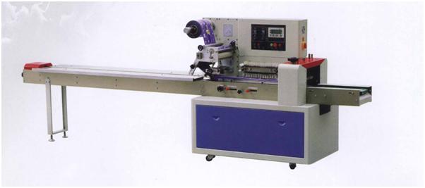 Горизонтальный упаковочный автомат MAG-250B