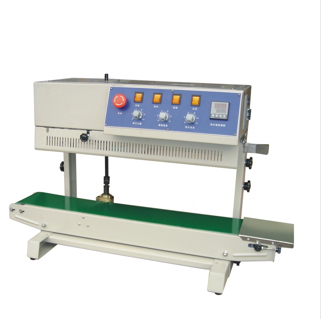 Машины для запечатывания пакетов с чернильным валиком для печати серии FRM-810
