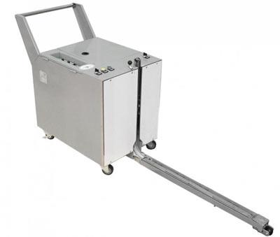 Стационарная полуавтоматическая стреппинг машина HARD GRIP 400