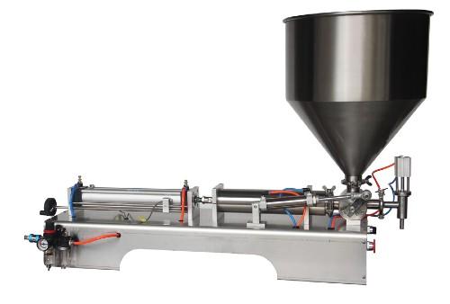 Дозатор жидкостный, поршневой PPF-500T