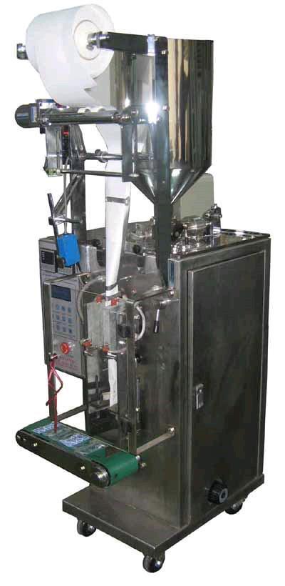 Автомат для фасовки и упаковки жидкостных продуктов DXDL-60