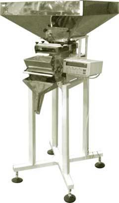 Машина фасовочная Д-03-01 (напольная) для фасовки сыпучих продуктов