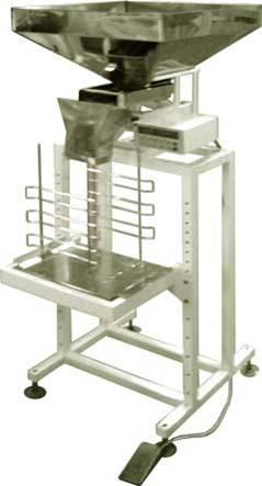 Машина фасовочная Д-03 серия 138 (платформа) для фасовки сыпучих продуктов