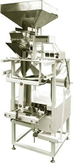 Фасовочно-упаковочный полуавтомат У-01 серия 090 (исполнение 11)