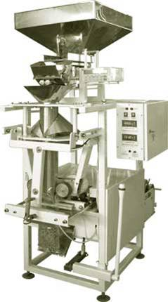 Фасовочно-упаковочный полуавтомат У-01 серия 080 (исполнение 11)