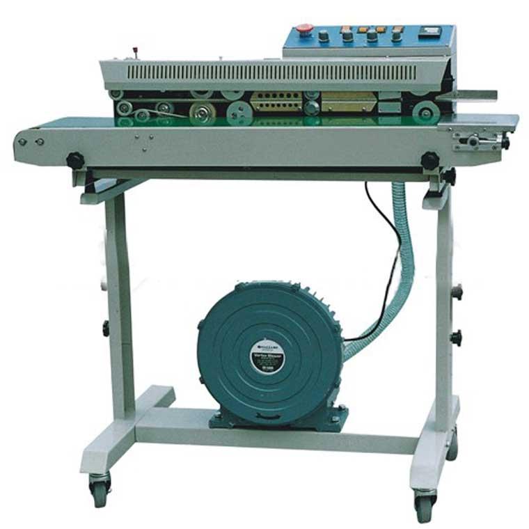 Машины для запечатывания пакетов с чернильным валиком для печати серии FRM-1010